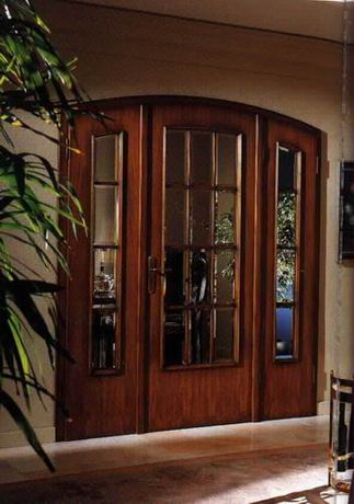 Hinged Door