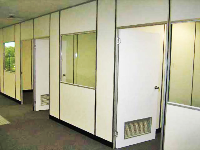 Re-locatable partitions