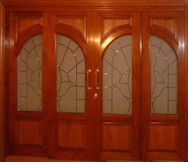 sliding door 4 panels.